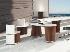 allestimenti in cartone - Cerca con Google Outdoor Furniture Sets, Outdoor Decor, Projects To Try, Boutique, Paper, Google, Collection, Home Decor, Cardboard Furniture