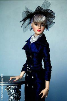 Antoinette Blue