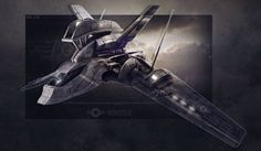 concept ships: Spaceships by Encho Enchev