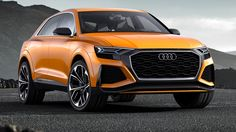 Again, with more intensity: Audi Q8 concept returns as a hot hybrid