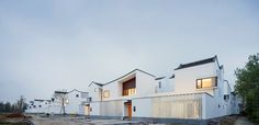 Contemporary Collective Living: New Forms of Affordable Housing for Relocalized Farmers in Hangzhou, China | gad | Archinect