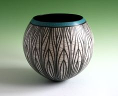 Ceramics by Ashraf Hanna at Studiopottery.co.uk - 2009. Bowl. Height28cm.