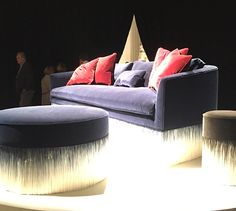 Bookends, Milan, Couch, Furniture, Design, Home Decor, Settee, Decoration Home, Sofa