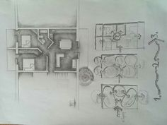 Two person house #architecture #sketch #design