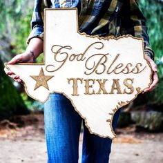 cross fingers that i can have a new TX sign!! luv u muchos....God Bless Texas