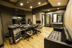 Lakehouse Studios in Asbury Park, NJ credit: Holtz Photography