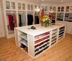california lighted shoe shelves - Google Search