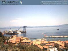 Giglio: the Costa Concordia Tue June 18 2013 11:00:06
