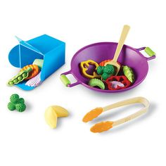 """Learning Resources New Sprouts Stir Fry Set - Learning Resources - Toys """"R"""" Us"""
