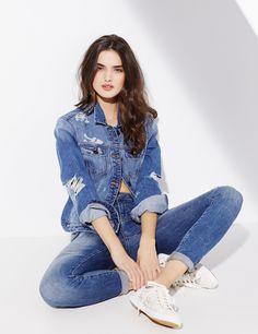 Blanca Padilla para Suiteblanco Jeans