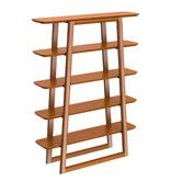 "Found it at Wayfair - Currant 62"" Accent Shelves Bookcase"