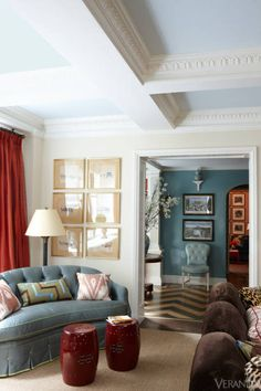 Chinoiserie Chic: A Chinoiserie Filled Apartment