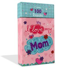 Love You Mom Quotations Why I Love You Mom..100 reasons A Collection of 100 reasons that makes mothers so special and lovable. | Rs. 224 | https://hallmarkcards.co.in/collections/mothers-day-2016/products/mothers-day-gift-ideas