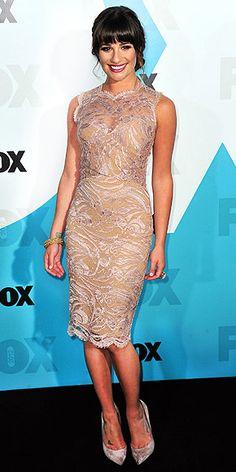 Lea Michele - Emilio Pucci.