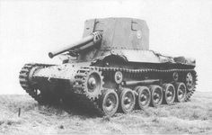 The Japanese Type 1 Ho-ni 75mm self-propelled gun consisted of a 75mm gun mounted on a Chi-ha medium tank chassis. It was one of the few Japanese armored vehicles capable of destroying M4 'Sherman' tanks at long range, but there were only a handful in service in 1944.