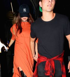Get the latest images and updates on what is happening with your favorite celebrities. This week we have news and photos of Selena Gomez out with handsome male model, Kylie gets mobbed by fans, Zayn rents out the movie theater for Gigi, Adele winning an iHeartRadio Music Award, Lil' Kim and Kim Kardashian out to dinner, Miley's country look, Joe Jonas at Rihanna's concert in NY, Ariana showing her Arianators some love, and more! (Updated: 4/1/2016)