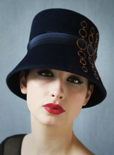 William Chambers Millinery - Autumn\Winter 2009/2010 Collection