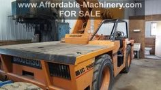 15 Ton Capacity Broderson Carry-Deck Crane For Sale