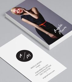 Porthole Portfolio: if your face is your business, put it on your Business Cards. #moocards #businesscard