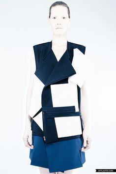 Fashion 'Collection #8′ // Rad Hourani | Afflante.com