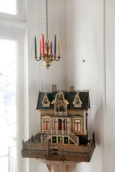 A Vast, Private Collection of Tiny Folk-Art Structures - NYTimes.com