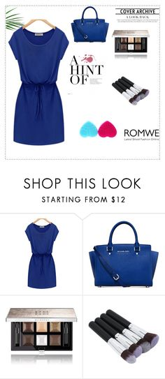 """""""Romwe 79"""" by zerina913 ❤ liked on Polyvore featuring Michael Kors, Givenchy and romwe"""