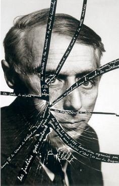 Portrait of Max Ernst by Man Ray. Are his subjects fragmented or composed? Max Ernst, Photomontage, Man Ray Photographie, Lee Miller, Robert Mapplethorpe, Experimental Photography, A Level Art, Richard Avedon, Art Plastique