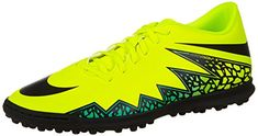 sports shoes 4f3a3 d8a27 nike hypervenom phade II TF mens football boots 749891 soccer shoes turf US  105 Yellow Yellow Volt BlackHyper TurqClr Jade 703   Sincerely hope you  love the ...