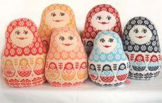 knit mamushkas