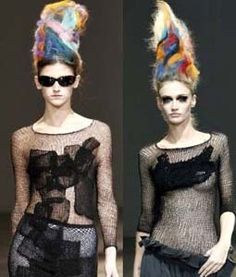 hair raising couture