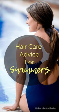Summer has officially kicked off and many of my clients have started to ask about how to take care of their hair as a swimmer. Here is my professional advice on how to have healthy hair if you are a swimmer! for via Source by inmysalon Ombre Hair Color, Hair Color Balayage, Spring Hairstyles, Cool Hairstyles, Swimmers Hair, Hair Tips For Swimmers, Swimming Hairstyles, Curly Hair Styles, Natural Hair Styles
