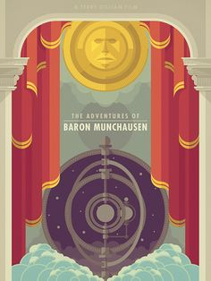 The Adventures of Baron Munchausen - Justin Mezzell