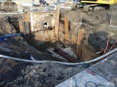 Secrets deep down underground. 8.30.2011
