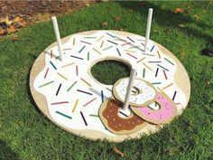 Donuts party ideas | Tarjetas Imprimibles