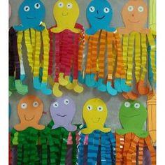 41 Best Octopus Craft Idea Images Octopus Crafts Crafts For Kids