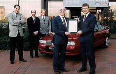 Rover 600 development story – how the Honda Accord was made British Honda S, Car Magazine, Bmw 3 Series, Entry Level, Honda Accord, Diesel Engine, Ford, British, Product Launch