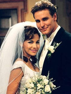 The good old days of GH. Brenda and Jax.   - General Hospital #GH #GH50