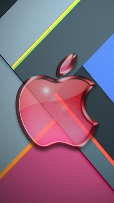 Download glass apple 640 x 1136 Wallpapers - 4589788 | mobile9