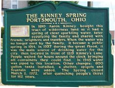 Kinney Spring