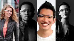 """Project Glass"" Futuristic Google AR Glasses"