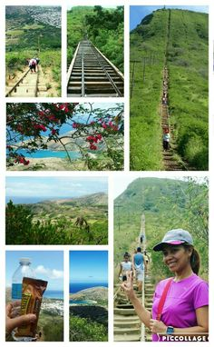 Koko Head Crater Trail in Honolulu, HI