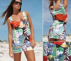 Sexy Beach Wear, Online Shopping Clothes, Bikinis, Swimwear, Tankini, Italy, Lingerie, Comics, Awesome