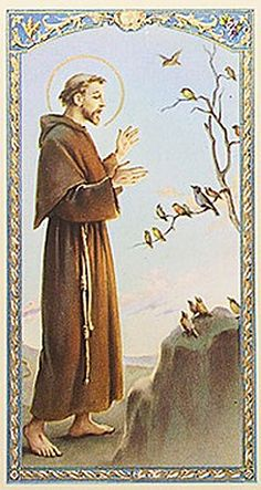 Saint Francis of Assisi the fourteenth apostle