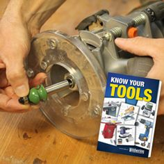 Sign up for our FREE eNewsletter and get a 45-page eBook: Know Your Tools.
