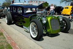 Real life Hot Wheels  National Street Rod Association Southwest Nationals - Oklahoma City