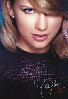 Taylor ѕwιғт con ғιrмa