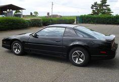 Pontiac Firebird 1989