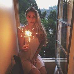 Lia Marie Johnson obsessed with her hair