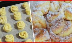 Amaretti from Italy - HQ Recipes My Favorite Food, Favorite Recipes, Bulgarian Recipes, Cheese Cookies, Czech Recipes, Good Food, Yummy Food, Romanian Food, Italian Dishes