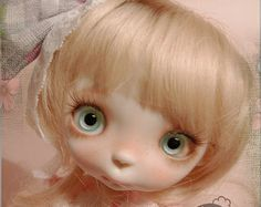 Miko' collectible BJD' resin doll, ball joint doll / BJD by Chrishanthi ''Ppinkydolls''